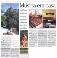 Globo Ela - Abril 2009